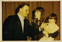 A lightly corrected snapshot I took of Paul Twitchell with my then wife Sheila aka Omnec Onec and daughter Tobi, now (2015) the single mom of two teen boys. This photo circa 1970