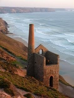 Wheal Coates, Nr St Agnes, Cornwall