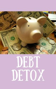Dr Oz shared the details of a one-week debt detox that can help reduce stress and get you back on track. http://www.recapo.com/dr-oz/dr-oz-advice/dr-oz-debt-detox-keep-a-money-journal-freeze-spending/