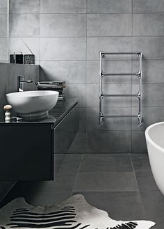 Get inspired with these gray bathroom decorating ideas. Restroom ideas, Gray bathroom walls, Half bathroom decor,Grey bathrooms inspiration, Classic grey bathrooms and Images of bathrooms. Gray Bathroom Decor, Grey Bathrooms, Bathroom Inspo, Bathroom Renos, Bathroom Layout, Bathroom Colors, White Bathroom, Bathroom Inspiration, Bathroom Interior