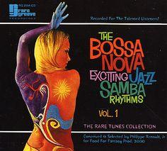 Various: Bossa Nova – Exciting Jazz-Samba Rhythms Vol 1