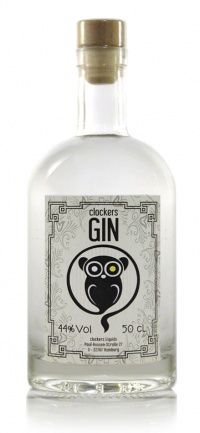 Clockers Gin (Drink Bottle)