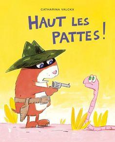 Haut les pattes ! de Catharina Valckx, http://www.amazon.fr/dp/2211205461/ref=cm_sw_r_pi_dp_p2dVsb17ZBA3K