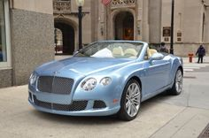 Used 2014 Bentley Continental GTC Speed   Chicago, IL