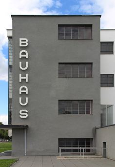 Bauhaus Steglitz walter gropius berlin 1883 cambridge 1969 the bauhaus