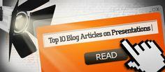 Top 10 Blog Articles on Presentations