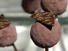 about Truffles on Pinterest | Chocolate truffles, Truffles recipe ...