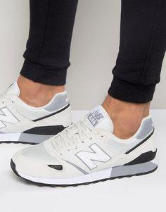 New Balance   New Balance 446 Trainers In White U446WB New Balance Schuhe,  Herren,. ASOS 279e38c162