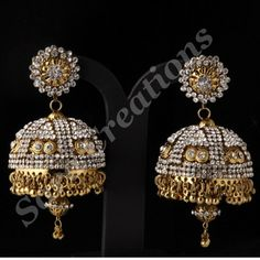 Light Weighted Dandia Mood Earrings Scer 1379