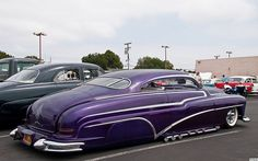 1949 Mercury Coupe - Bella Mafia