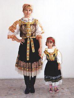 Piešťany Folk Costume, Costumes, Heart Of Europe, Bratislava, Czech Republic, Harajuku, Culture, Travelling, European Countries