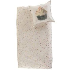 Housse de couette DISPLAY CUPCAKES - Hors catalogue PGI