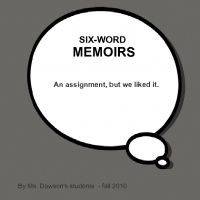 37 Best six word memoir images in 2013 | Inspirational