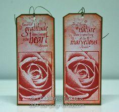 Darkroom Door Bright Blossoms Vol 2 Rubber Stamp Set & Full Bloom Vol 2 Rubber Stamp Set (quotes). Tags created by Godelieve Tijskens. http://www.darkroomdoor.com/rubber-stamp-sets/rubber-stamp-bright-blossoms-vol-2