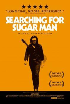 """Searching for Sugar Man"", oscar winning documentary. Film by Malik Bendjelloul 2012"