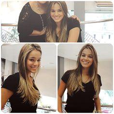 I love her hair !! <3