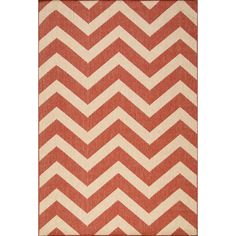 nuLOOM Modern Chevron Indoor Outdoor Area Rug (5'3 x 7'9) - Overstock Shopping - Great Deals on Nuloom 5x8 - 6x9 Rugs