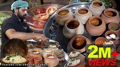 Traditional Pot Biryani | Special Handi Biryani | Matka Biryani at Hussainabad Street food Karachi - YouTube