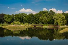 Park Miejski im. Kachla │ Bytom │ fot. Natalia Bojanowicz