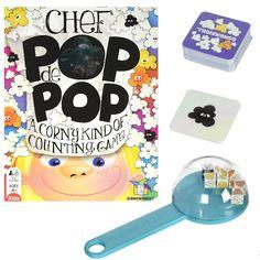 The Playful Otter: Chef Pop de Pop
