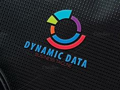 Dynamic Data Logo Template by eSSeGraphic on Creative Market