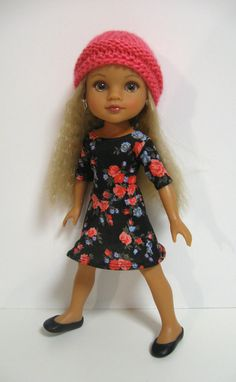 Hearts 4 Hearts Doll Clothes Spring Floral by 123MULBERRYSTREET