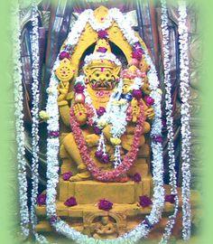 Mare halli Narasimha swamy Temple