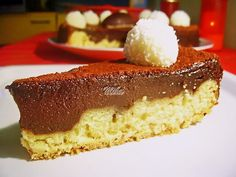 Pasca umpluta cu ciocolata - Reteta de Pasti - Dulciuri fel de fel Homemade Cakes, Cheesecake, Cooking Recipes, Sweets, Healthy, Desserts, Food, Pastries, Universe