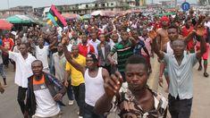 Tension builds as security agencies beef up surveillance in South East   By Lawrence Njoku (Enugu), Saxone Akhaine (Kaduna), Bertram Nwann...