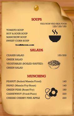 Downtown Restaurant Cafe Hitech City Downtown Restaurants Sweet Corn Soup Restaurant