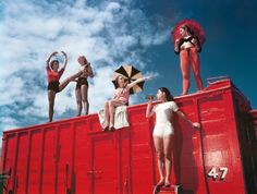 The Circus. 1870s–1950s. A Taschen beauty.