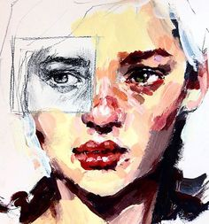 Image of Elly Smallwood - Study of a Girl