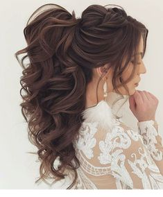 30 beautiful ponytail hairstyles ideas for 2019 # ponytail # ponytail . - 30 beautiful ponytail hairstyles ideas for 2019 # ponytail # ponytail hairstyles, - Trendy Hairstyles, Braided Hairstyles, Beautiful Hairstyles, Ponytail Hairstyles For Prom, Engagement Hairstyles, Peinado Updo, Quinceanera Hairstyles, Wedding Hair And Makeup, Hairstyle Wedding