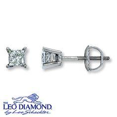 a05da0277 14 Best Leo Diamond Earrings images in 2013 | Diamond Earrings ...