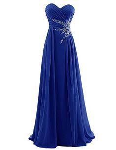Dresstells Women's Sweetheart Beading Floor-length Chiffon Prom Dress Royal blue Size 2 Dresstells http://www.amazon.com/dp/B00PRIR2JW/ref=cm_sw_r_pi_dp_25wWub094BWA2