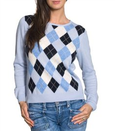 Argyle Sweaters For Women