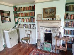Monk's House, Virginia Woolf's bedroom