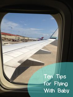 Ten Tips for Flying With Baby.gave me a big rush of relief from all the stress I have been feeling about flying with my son! Traveling With Baby, Travel With Kids, Activity Games For Kids, Baby Siting, Family Kids, Disney Family, Flying With A Baby, Baby Bug, Stress Relief Tips