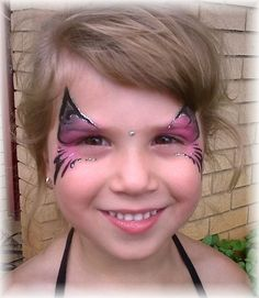 Face Painting - Sweet Flutterby.jpg (480×553)