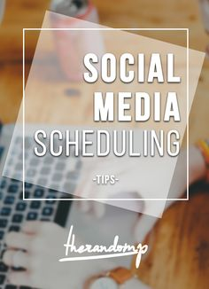 What are the best tools for social media scheduling? Which one is the best fit for your needs? http://therandomp.com/blog/2015/7/27/buffer-vs-hootsuite-tipsntricks