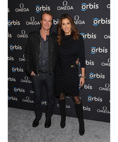 New Yorkers celebrated the premiere of the documentary The Hospital in the Sky—starring Cindy Crawford—in a private screening event hosted by OMEGA, Rande Gerber, Cindy Crawford