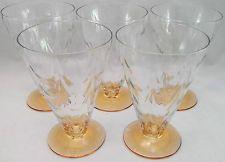 Water goblet vintage