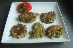 Cómo preparar Croquetas de porotos verdes Guacamole, Sprouts, Grains, Goodies, Eggs, Breakfast, Ethnic Recipes, Food, Veggie Burgers