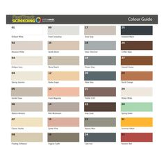 Bal Micromax 2 Grout Colour Chart House Grout Tile