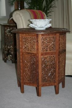 Kashmiri Side Table from Opium Shop, £495