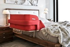 Babyology's roundup of the best co-sleeping products for parents and their babies.