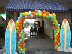 Balloon Arch   Balloon Arches   Balloon Decorations   Rozanz Birthday Balloon Delivery, Birthday Balloons, Balloon Flowers, Balloon Arch, 10th Birthday, Balloon Decorations, Arches, Summer Fun, Cute Kids