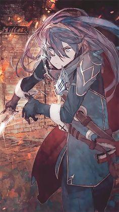 Fire Emblem Awakening - Lucina