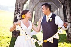 cute idea--and cute dress!