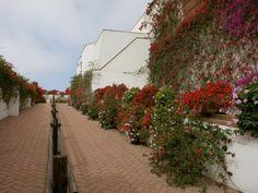 Larco Museum exterior, Lima Peru